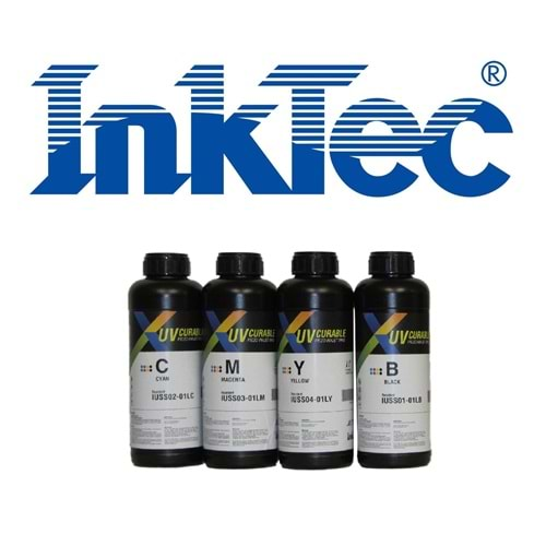 Inktec IUSS Uv Mürekkep 1000 ML