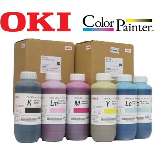 OKI WX INK 2 x 1000ML
