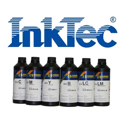 Inktec ULE Led Uv Mürekkep 1000 ML